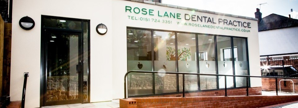 Rose Lane Dental Practice, Liverpool